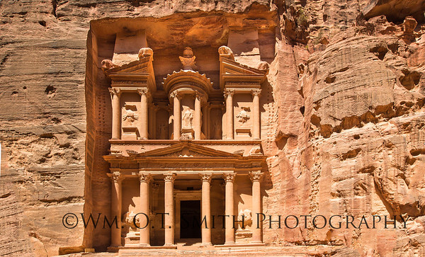 Petra, Jordan; what an amazing (and hot!) place.  One of the best highlights of the trip for me.