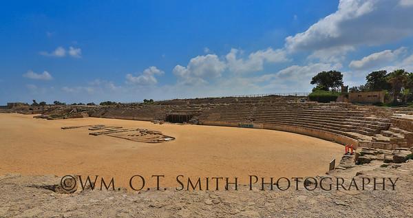 Roman Ruins at Cesearea