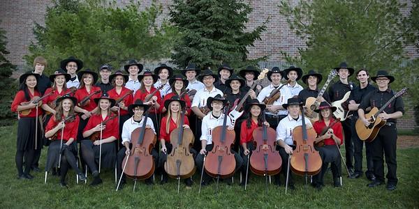 Saline Fiddlers 2012-2013