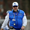 4/29/2011 Mike Orazzi | Staff<br /> CCSU's Jeff McInerney during the team's Blue-While scrimmage on Friday afternoon.