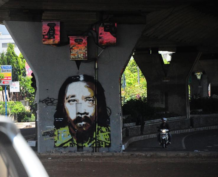 Graffiti Bandung-style