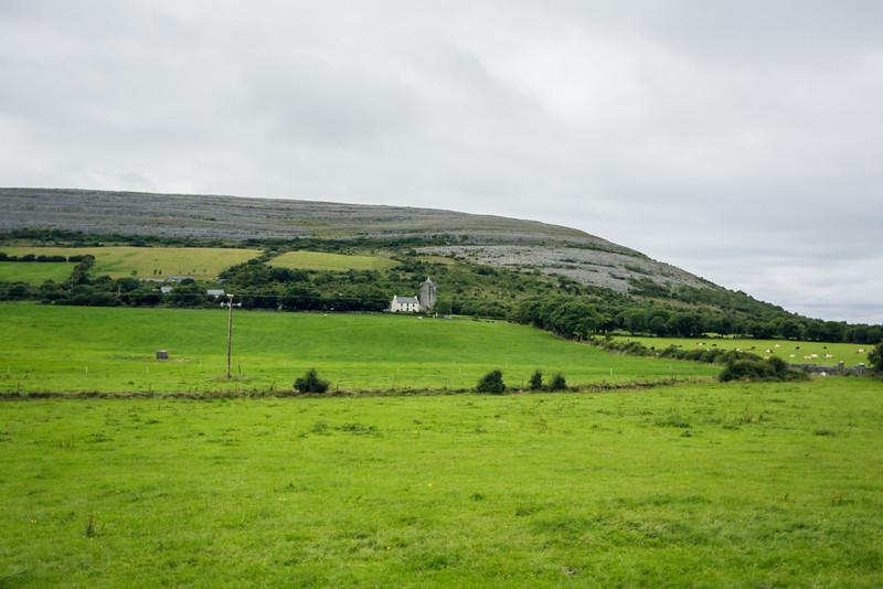 The Burren Landscape