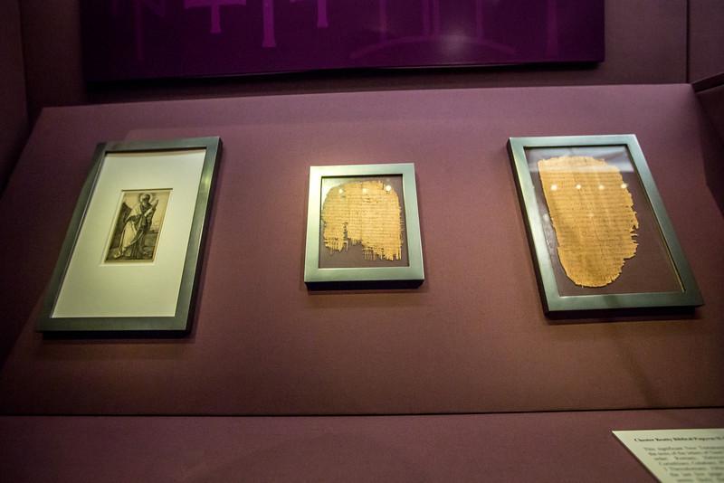 Romans Papyrus, AD 200-250