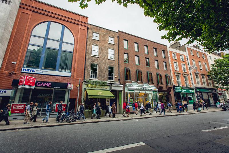 Tour in Dublin