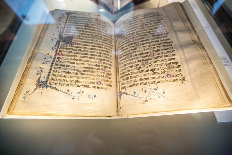 14th Century English Psalter