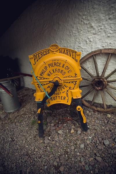 Traditional Irish Tools