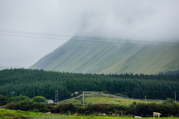 Muckish, Flat-top Mountain