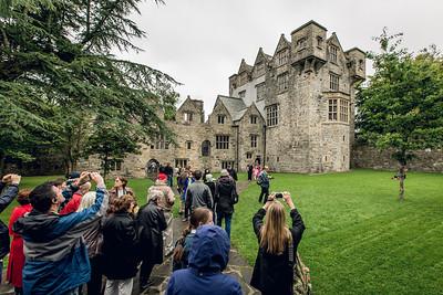 Tour at Donegal Castle