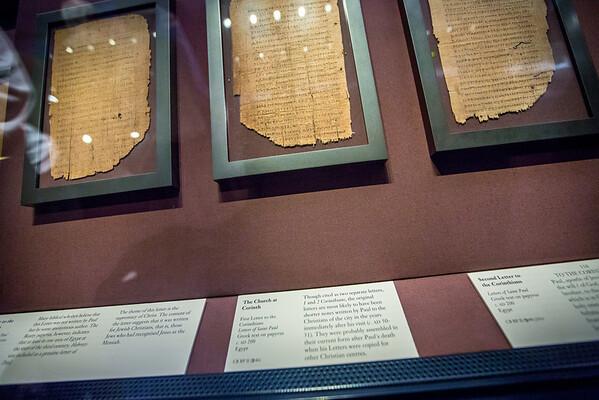 First Corinthians Papyrus, AD 200