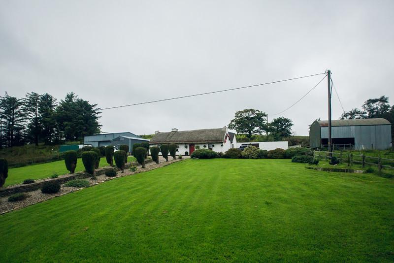 Traditional Irish Home