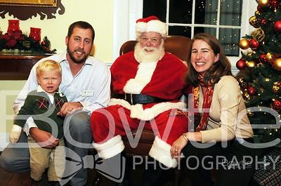 2013 Kershaw County Chamber Santa Visit