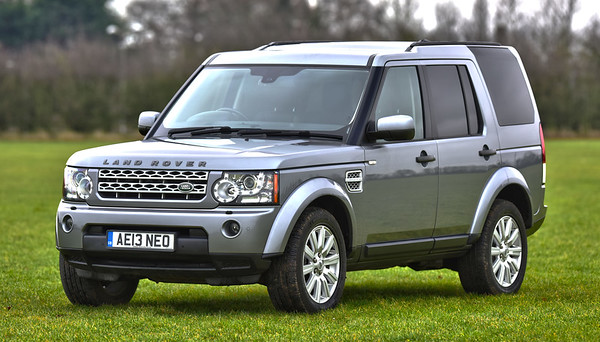 2013 Land Rover Discovery 4 SDVD XS AE13 NEO