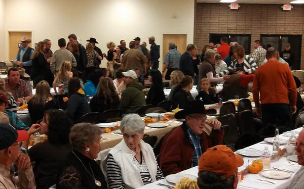 2013 Lassen County Fair Sponsor Dinner