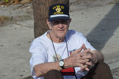 In His service, Lonnie Rhodes,peace