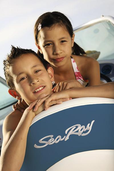 Sea Ray 255 Sundancer (2013)
