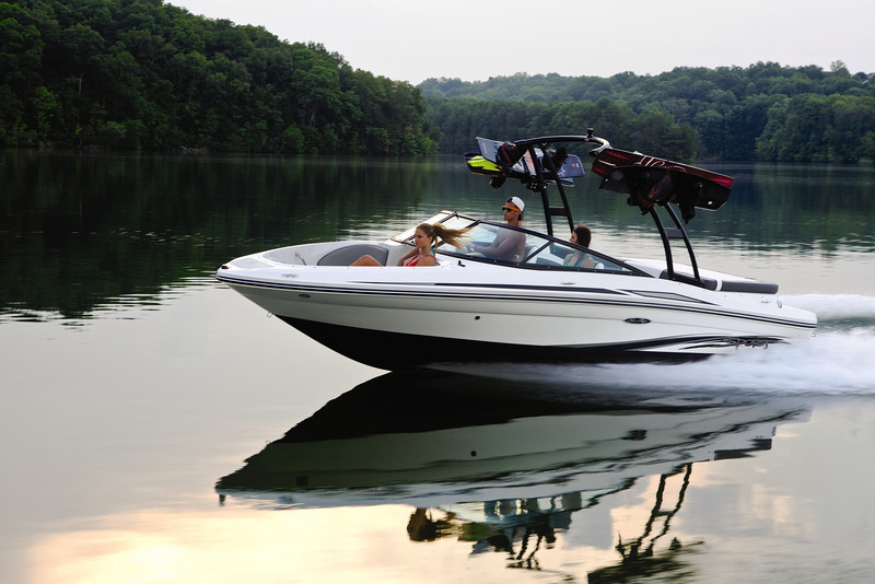 Sea Ray 205 Sport Boat (2013)