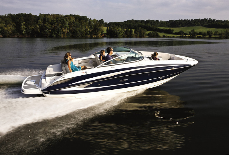 Sea Ray 240 Sundeck (2013)