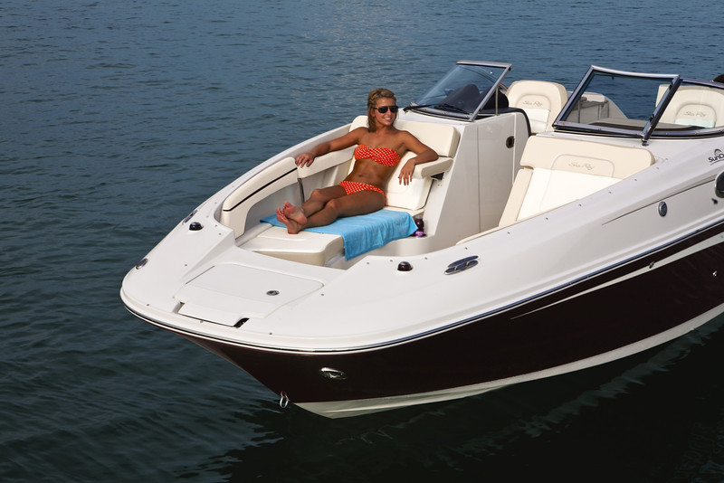 Sea Ray 280 Sundeck (2013)