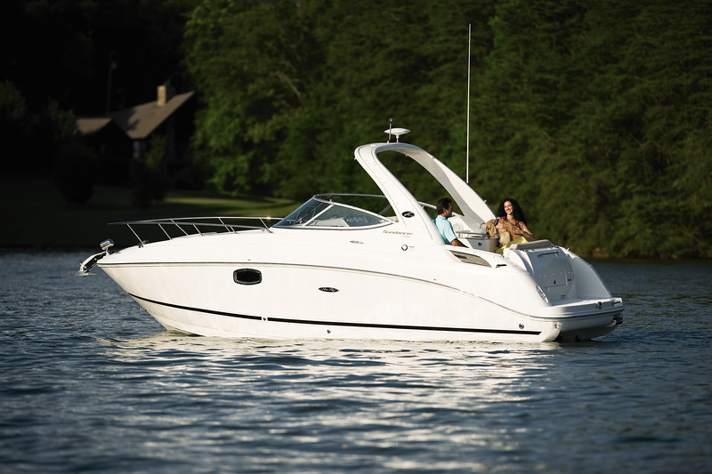 Sea Ray 260 Sundancer (2013)