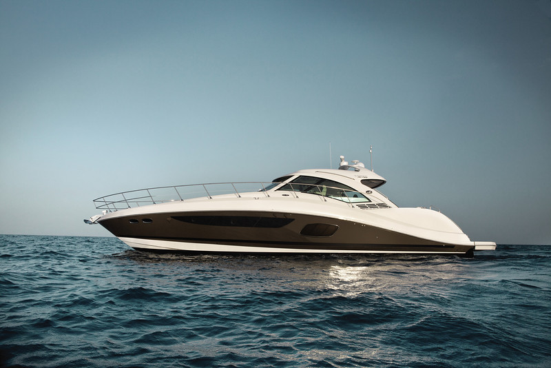 Sea Ray 580 Sundancer (2013)