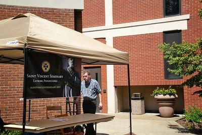 2013 New Seminarian Move-In Day
