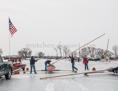 BOE Skeeter | Mast Raising