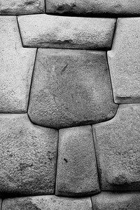 In Cusco, high-quality Inca stonework is very evident.