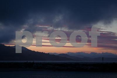 Day 136 - Mt. Tamalpais and San Francisco Bay.
