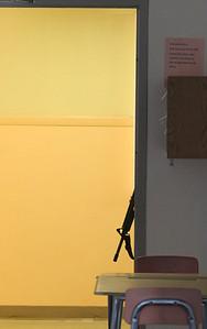 IMG_2724 ar-15 muzzle in doorway of donka