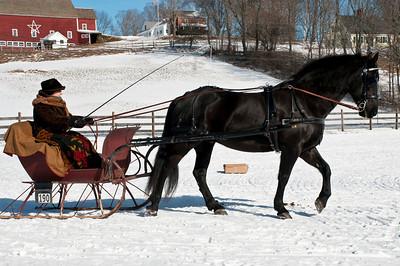 Green Mountain Horse Association Inc. Sleigh Rally South Woodstock  VT January 26, 2013 Copyright ©2013 Nancy Nutile-McMenemy www.photosbynanci.com For The Vermont Standard: http://www.thevermontstandard.com/ Image Galleries: http://thevermontstandard.smugmug.com/