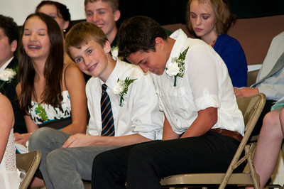 HES 8th Grade Graduation
