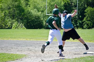 WUHS Alumni Baseball Game