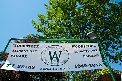 WUHS Alumni Parade 2013