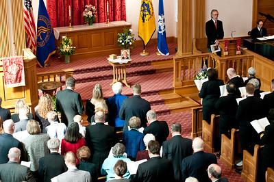C. Everett Koop Memorial Service