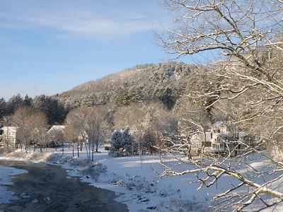 Snowy Mt Tom