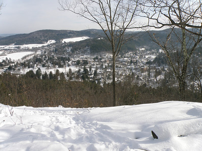 woodstock from south peak