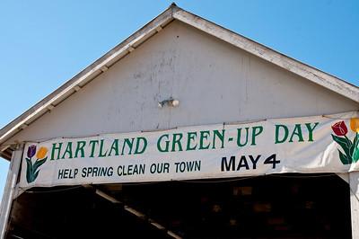 Hartland Green Up Day 2013