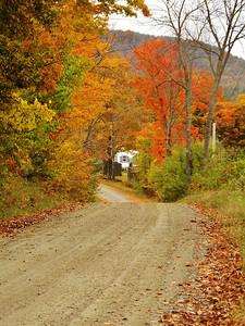 Grasshopper Lane, South Reading, Vermont