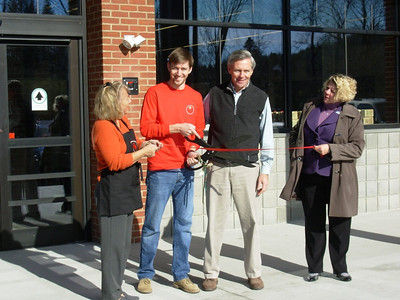 Mary Lynn, James, and Ed Kerrigan with Beth Finlayson 11-11-13