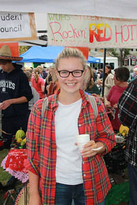 Elizabeth Kamb, WUHS Student