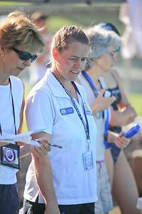 USA Swimming Referee Laura Lewis