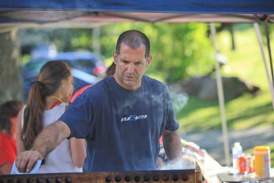 Tom Emery, Grill Master