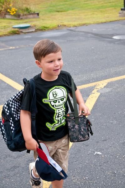 Hartland 1st Day of School