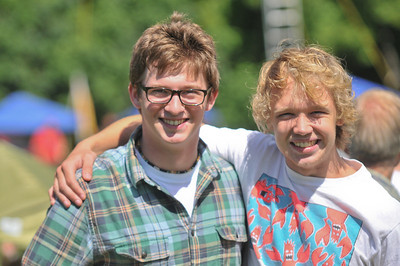 Reid Langona, Sawyer Mattsson