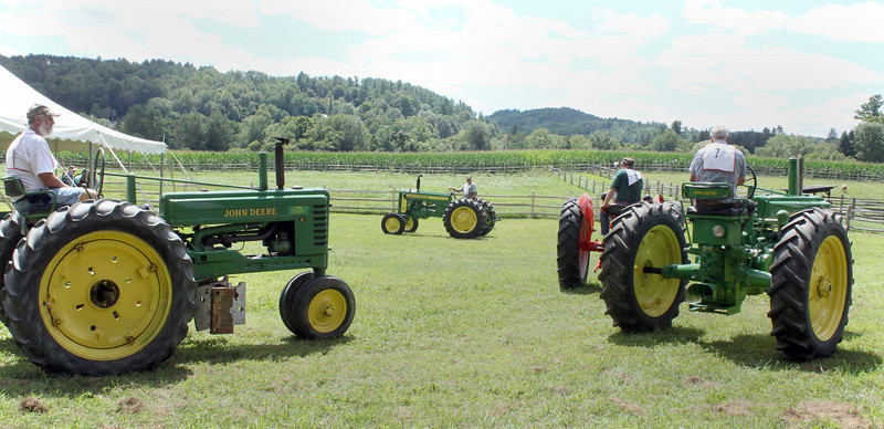 Tractor Day and Parade, Billings Farm