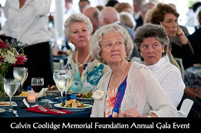 Coolidge Annual Fundraising Gala