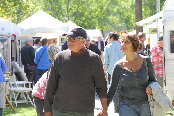 Art and Wine Festival, Woodstock