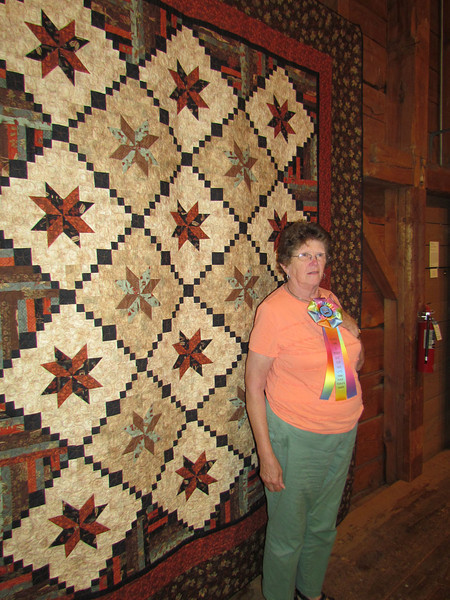Billings Farm Quilting Winners