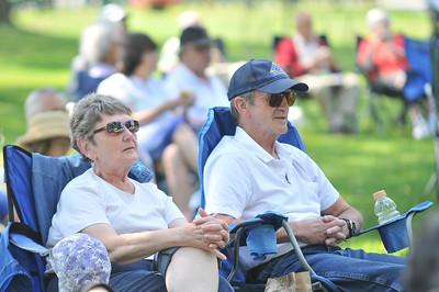 Left2Right Susan Harlow, Bud Harlow