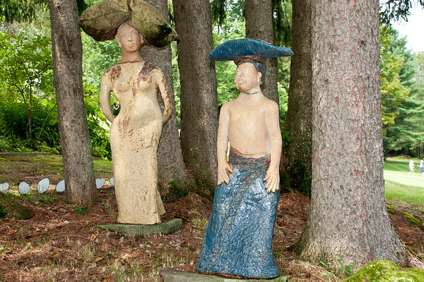 Sculpture Fest, Spring 2013
